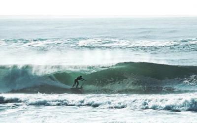 Nikita Avdeev – The surfer from Siberia