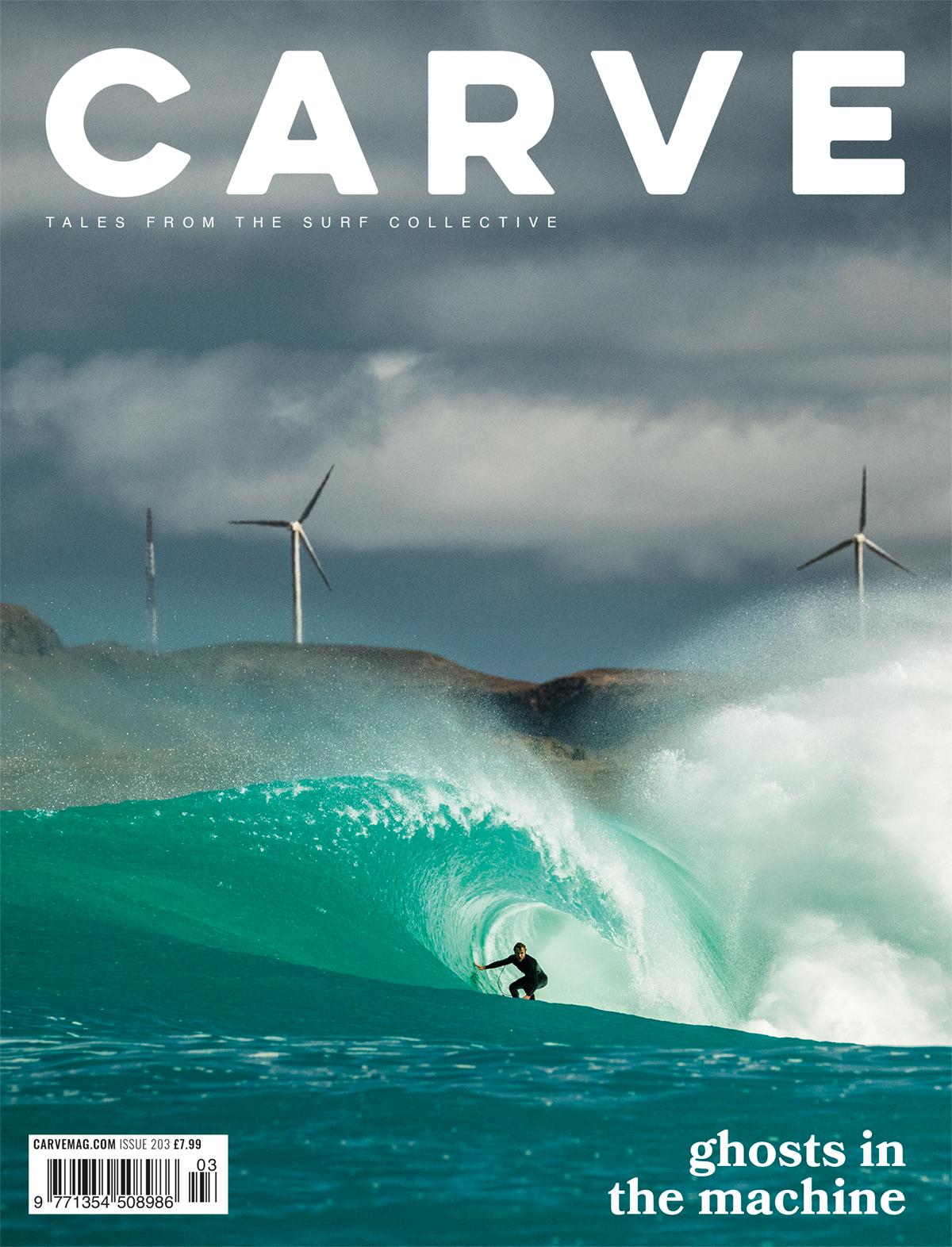 Carve Surfing Magazine