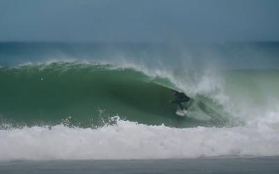 Surf and fun a Hossegor avec Kyllian Guerin