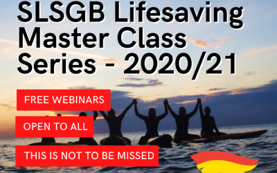 Free lifesaving master classes for all
