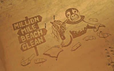Million Mile Beach Clean