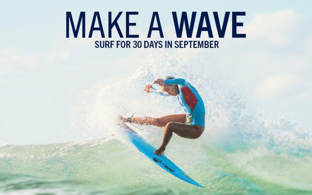 SurfAid: Make A Wave